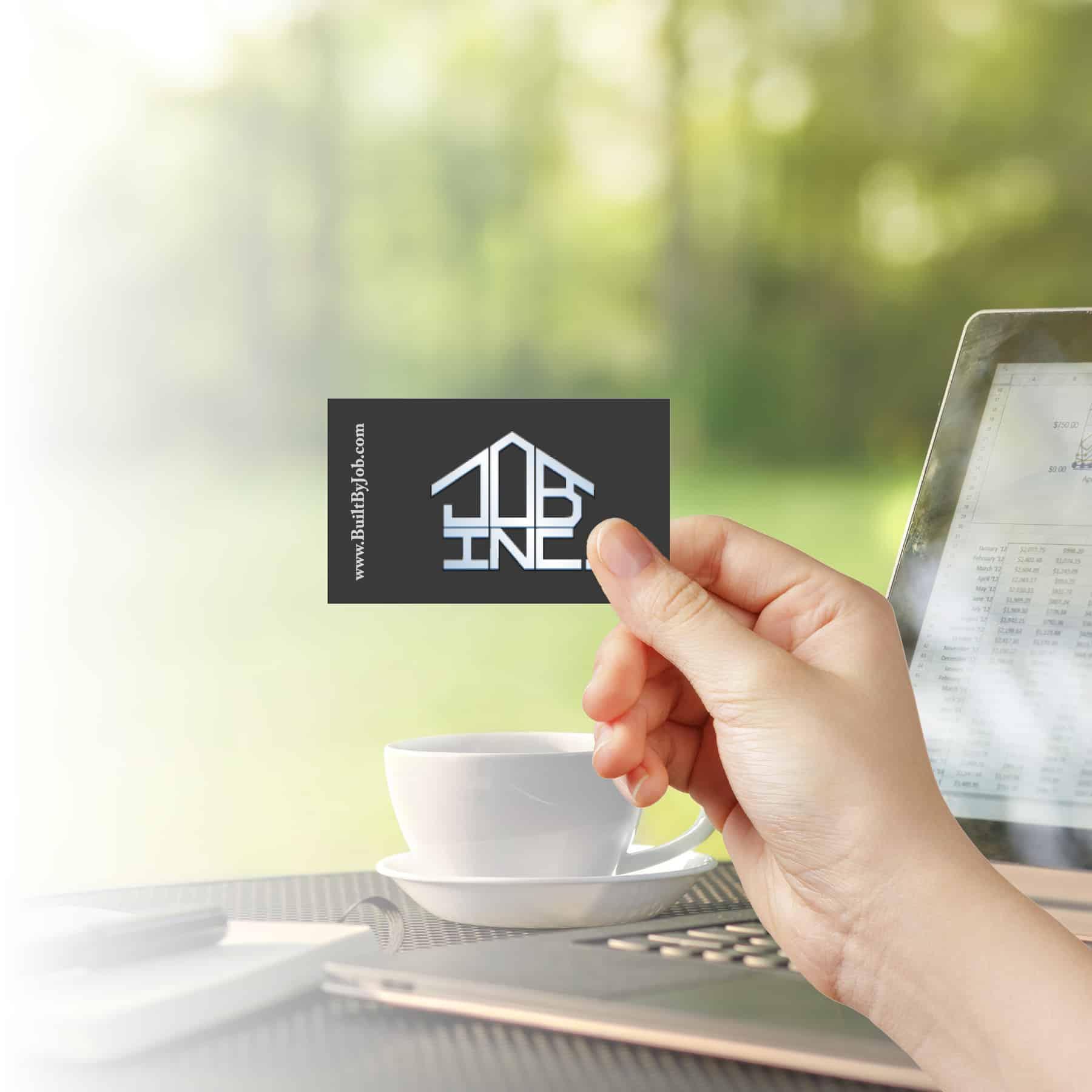 ORDER STANDARD BUSINESS CARDS
