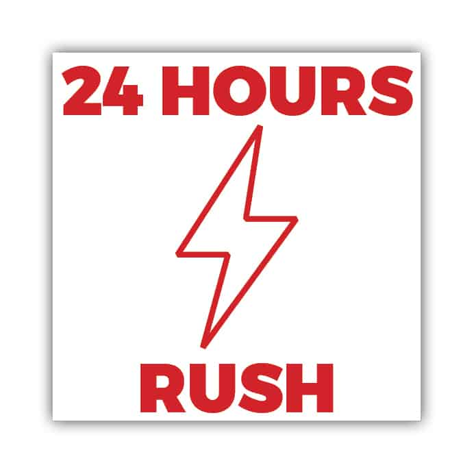 Super Rush - 24 Hours
