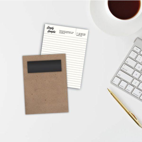 magnetic notepad, magnetic notepads, magnetic grocery list, magnetic notepad for fridge, custom magnetic notepad for fridge_2-min