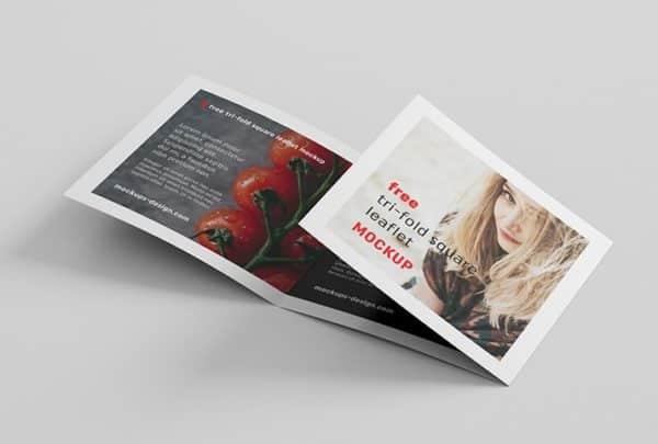Square Brochure Printing Square Brochure Template Square Brochure Trifold (4)-min