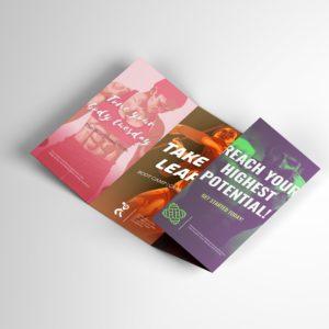 4 Panel Roll Fold Brochure Printing, 4 Panel Roll Fold leaflet printing, 4 Panel Roll Fold pamphlet printing_01-min