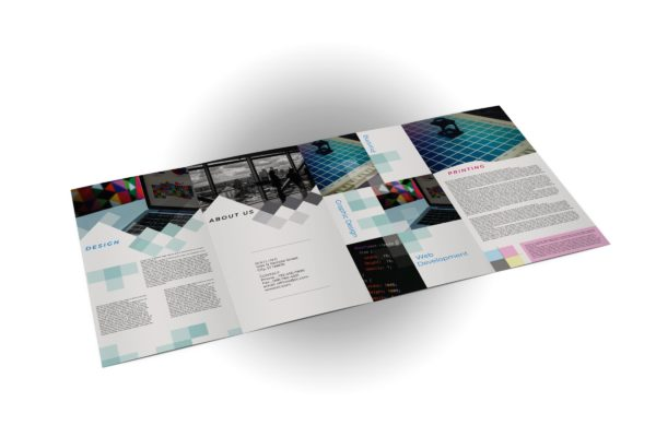double gate fold brochure,double gate fold leaflet, double gate fold pamphlet, double gate fold brochure template, double gate fold brochure_02
