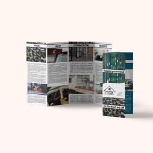 double parallel fold, double parallel fold template, double parallel fold pamphlet, double parallel fold flyer, double parallel fold brochure