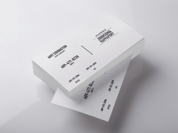Lenin Business Card printing